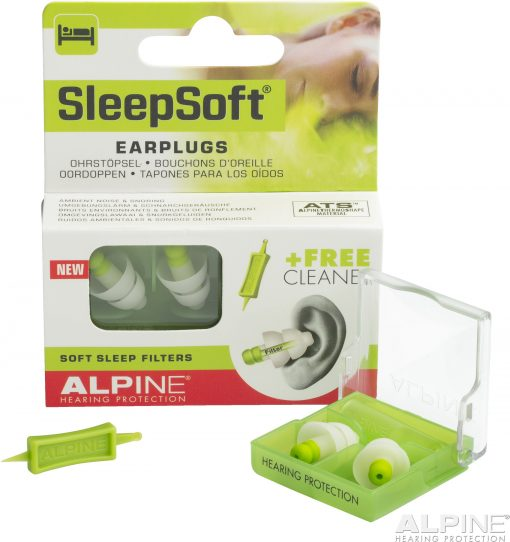 Dopuri de urechi somn SleepSoft