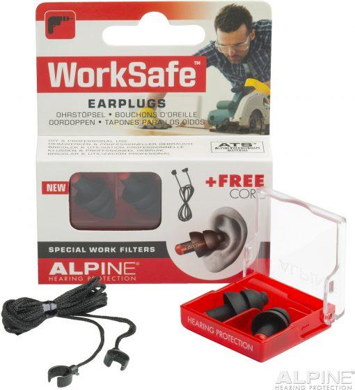 Dopuri de urechi antizgomot WorkSafe