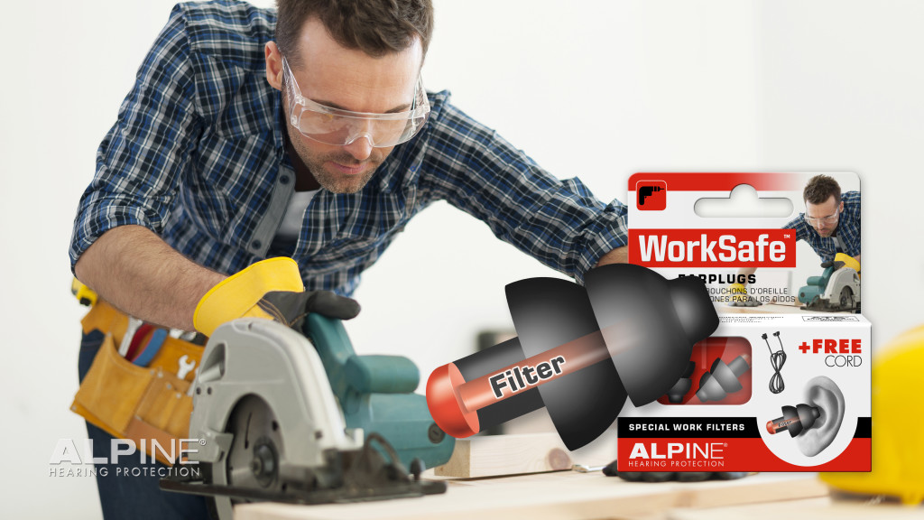 Alpine WorkSafe with picture