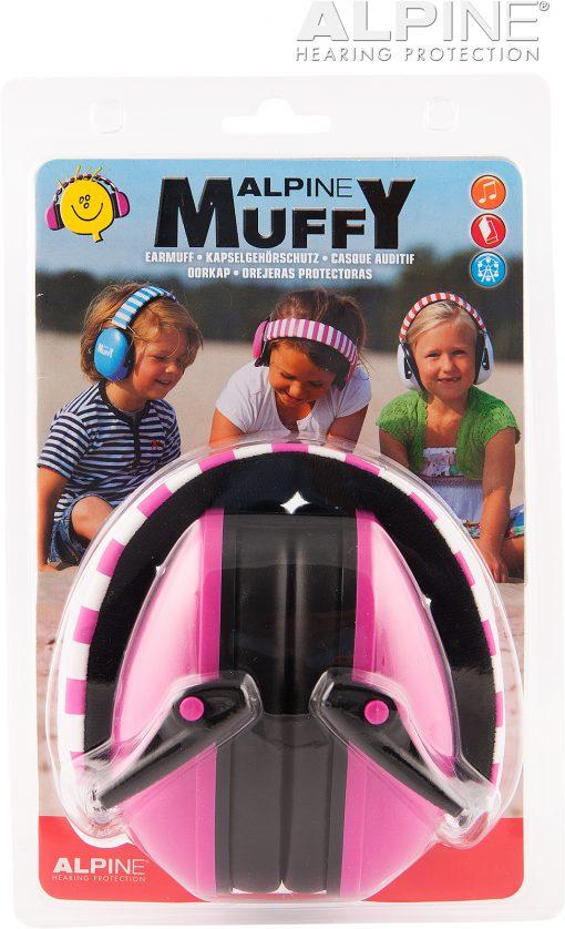 Căşti de urechi antizgomot pentru copii Muffy