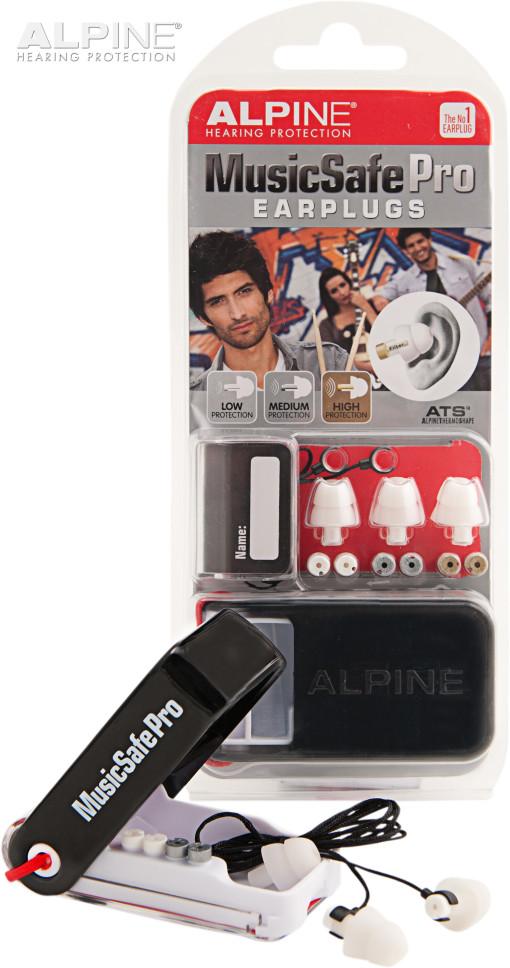 Dopuri de urechi pentru muzicieni MusicSafe Pro