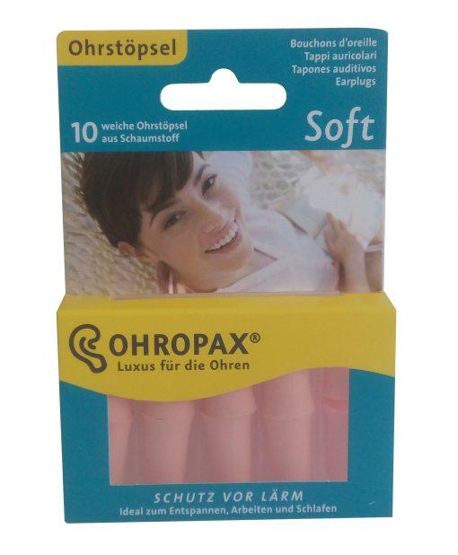 Dopuri pentru urechi Ohropax Soft