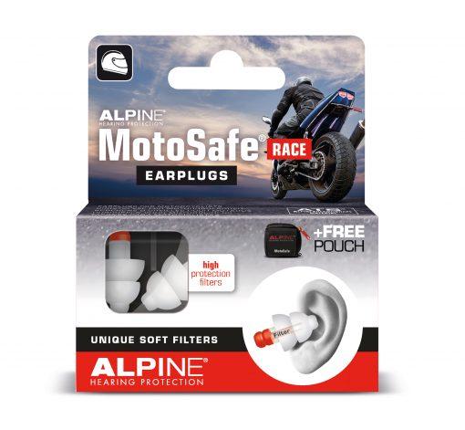 Dopuri de urechi pentru moto MotoSafe® Race