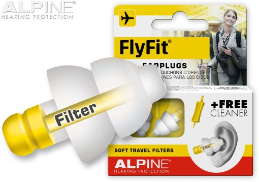 Dopuri de urechi calatorie Flyfit