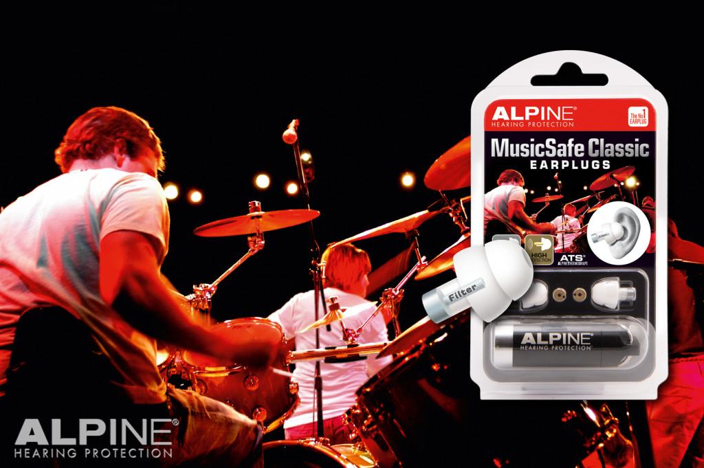 dopuri de urechi pentru artisti Music safe classic