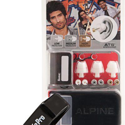 Dopuri de urechi pentru muzicieni MusicSafe Pro cu filtru
