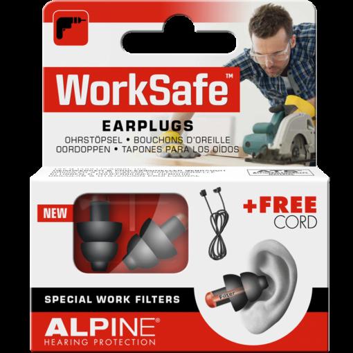 Dopuri de urechi pentru protectie antizgomot WorkSafe