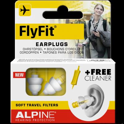Dopuri de urechi pentru calatorii FlyFit