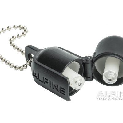 Cutie dopuri de urechi breloc Alpine Miniboxx