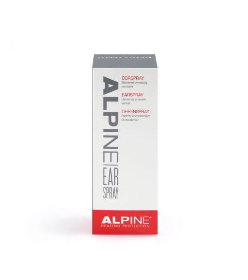 Spray auricular urechi pentru indepartarea cerumenului Alpine Earspray